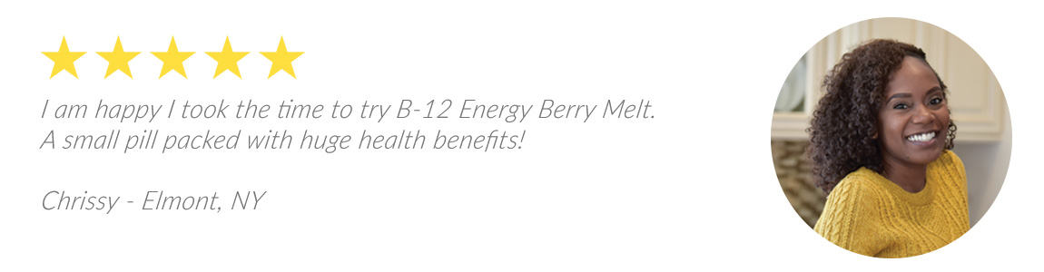 B12 Energy Melt Review