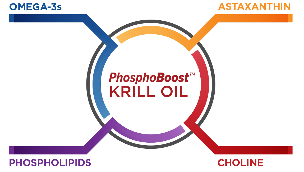 Krill 50 Plus With CoQ10 Chart