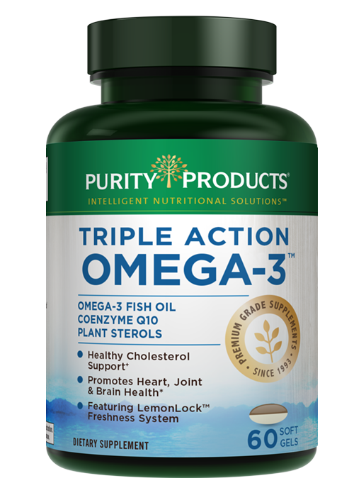 Triple Action Omega-3