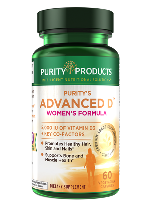 Dr. Cannell's Advanced D Women's Formula