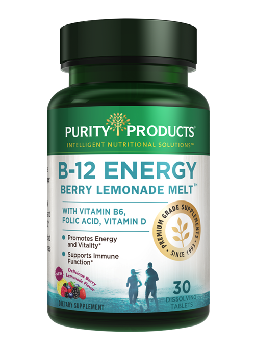 B-12 Energy Berry Lemonade Melt™ with Super Fruits