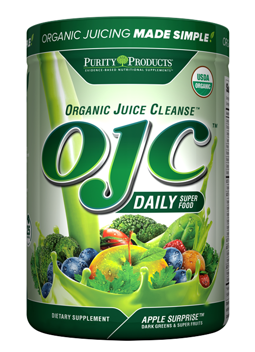 Certified Organic Juice Cleanse (OJC)<sup>®</sup> - Apple Surprise