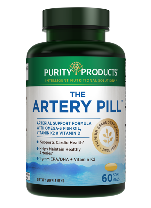 The Artery Pill<sup>®</sup>