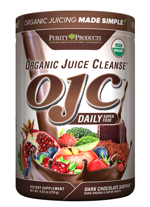 Certified Organic Juice Cleanse (OJC)<sup>®</sup> - Chocolate Surprise