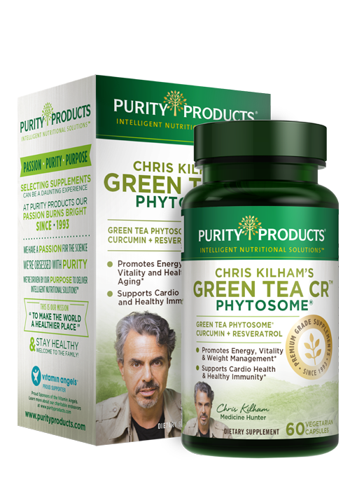 New Green Tea CR - Phytosome - Capsules