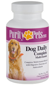 PETS - DOG DAILY COMPLETE MULTIVITAMIN