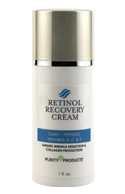 RETINOL RECOVERY CREAM - with Vitamins and Peptides