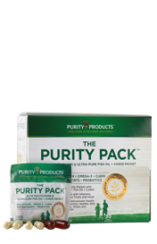 THE PURITY PACK -- MULTI, FISH OIL AND CO-Q10