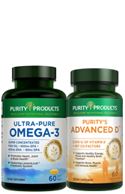 KIT - DR. CANNELL'S ADVANCED D + OMEGA 3 KIT