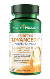 DR. CANNELL'S ADVANCED D ** MEN'S ** FORMULA