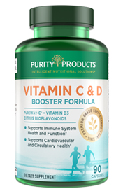 VITAMIN C&D BOOSTER - 3 month supply