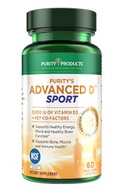 NSF SPORT - DR. CANNELL'S ADVANCED D