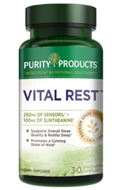 VITAL REST – DUAL-ACTION STRESS & SLEEP FORMULA
