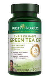 GREEN TEA CR -- CAPSULES