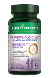 UBIQUINOL DAILY *EXTRA STRENGTH 200 mg* Co-Q10 QH