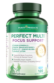 PERFECT MULTI -- FOCUS -- FORMULA